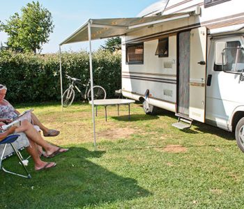 emplacement camping car normandie