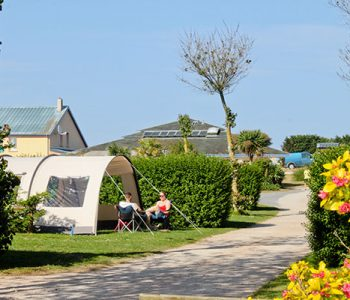 emplacement confort camping normandie