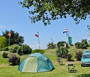 emplacement nature camping normandie