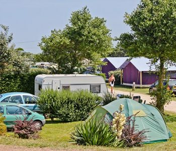 louer emplacement libre camping normandie