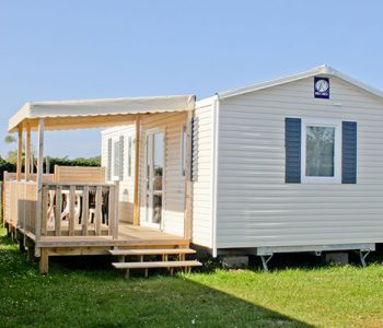 MH Confort 26,5m2 camping normandie
