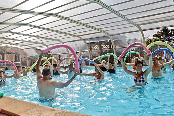 Camping normandie avec piscine piscine couverte et chauff e - Camping roscoff avec piscine couverte ...