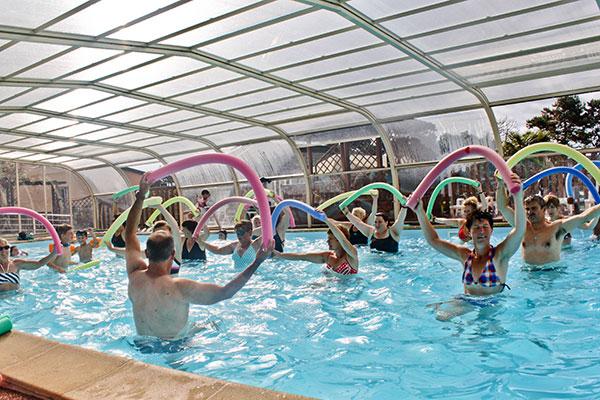 Camping normandie avec piscine piscine couverte et chauff e - Camping lac aiguebelette avec piscine ...